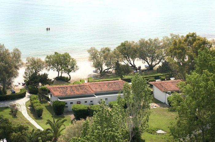Hotel PALLINI BEACH HALKIDIKI GRECIA