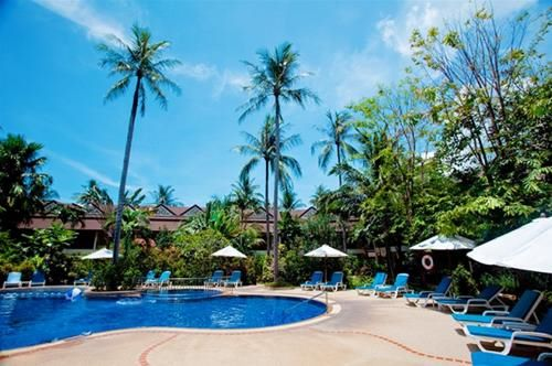 PARADISE BEACH RESORT THAILANDA