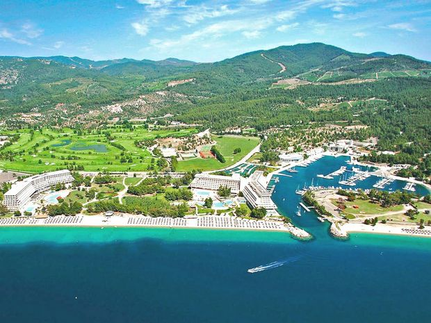 PORTO CARRAS SITHONIA BEACH