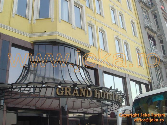 Poze GRAND HALIC ISTANBUL