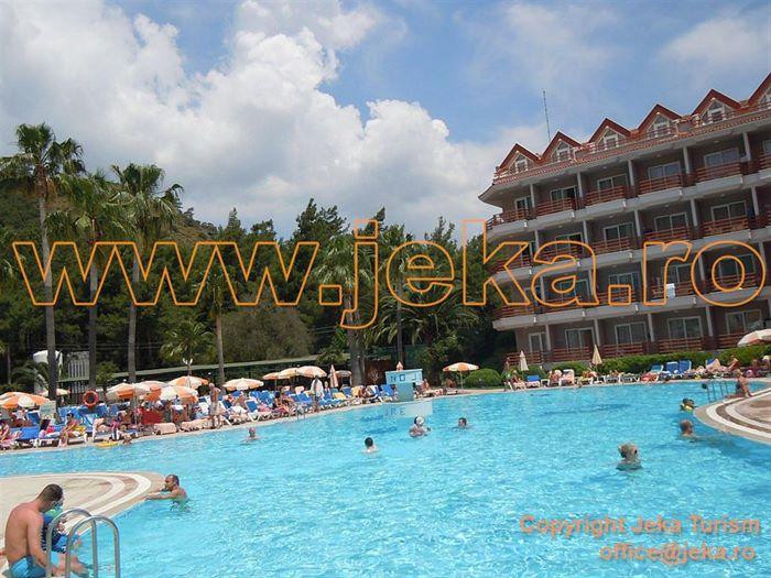 green nature resort spa marmaris