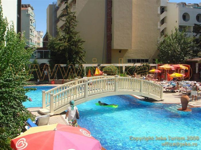 Poze Hotel BLUE BAY CLASSIC MARMARIS