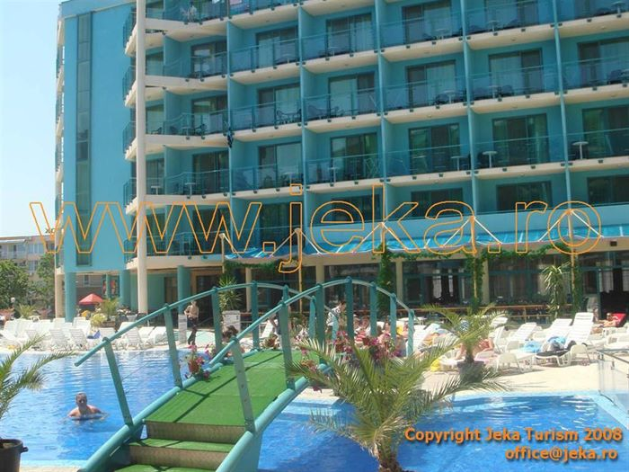 Poze Hotel DIAMOND SUNNY BEACH BULGARIA