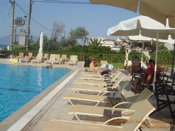 Poze Hotel SANTA BEACH SALONIC GRECIA