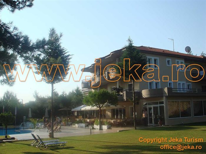 Poze Hotel GREEN BAY THASSOS GRECIA