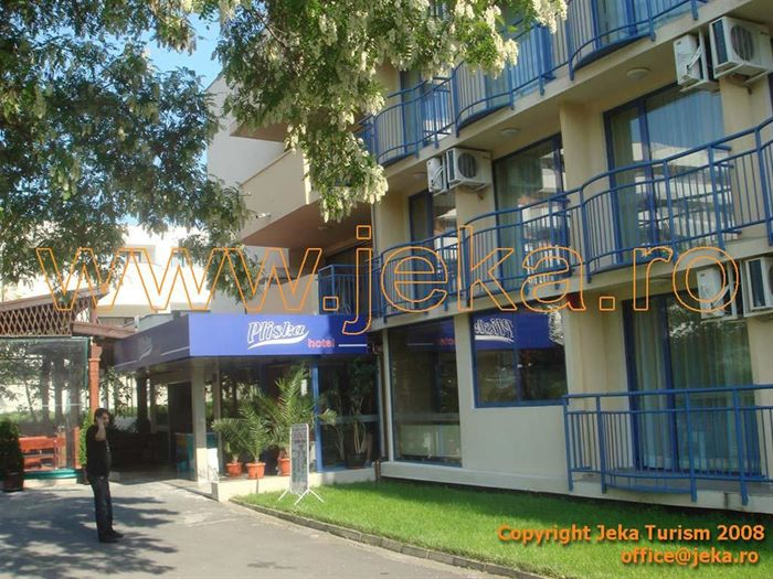 Poze Hotel PLISKA SUNNY BEACH