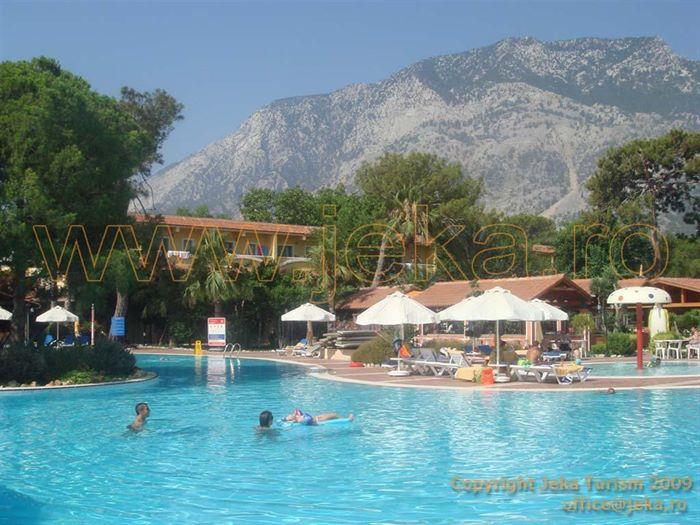Poze Hotel SENTIDO SULTAN KEMER TURCIA