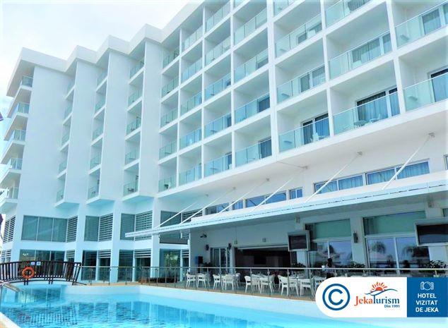 Poze Hotel VASSOS NISSI PLAGE