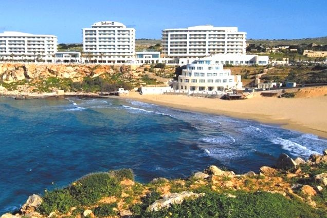 RADISSON BLU RESORT & SPA MALTA GOLDEN SANDS