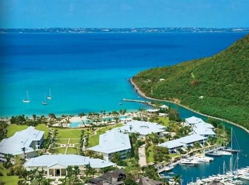 RADISSON BLU RESORT MARINA & SPA ST MARTIN