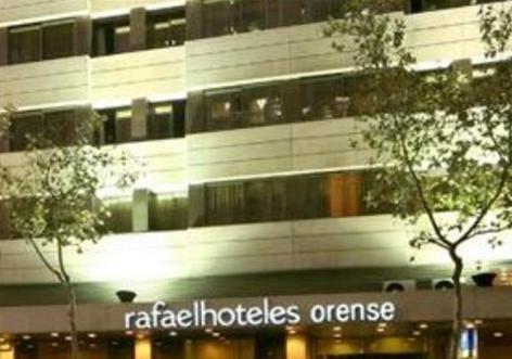 Hotel Rafael Orense Madrid