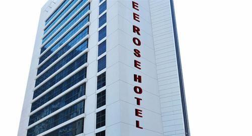 Hotel ramee rose al barsha dubai for Adda salon cartierul latin