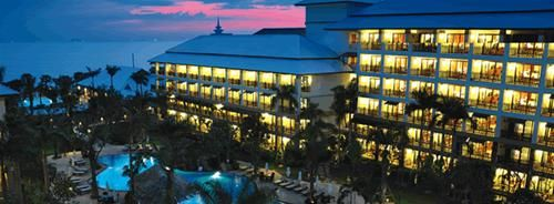 RAVINDRA BEACH RESORT AND SPA