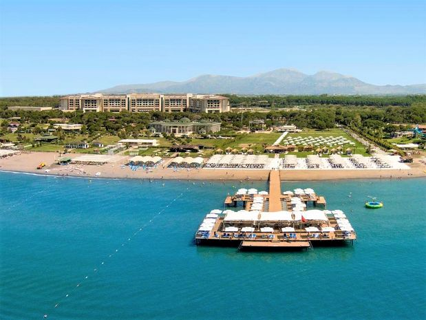 REGNUM CARYA GOLF AND SPA  RESORT 12