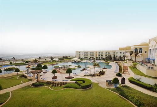 SALALAH MARRIOTT BEACH RESORT