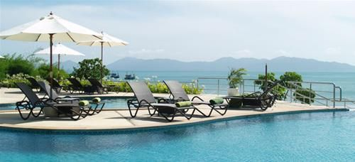 SAMUI BURI BEACH RESORT THAILANDA