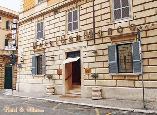 Hotel San Marco Roma Termini