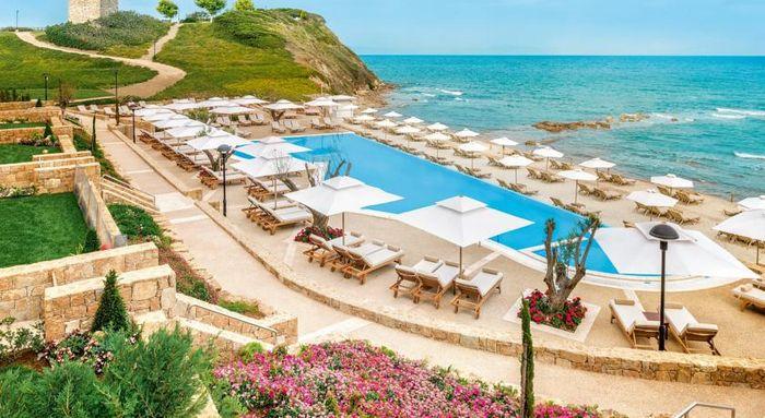 SANI BEACH HOTEL AND SPA GRECIA