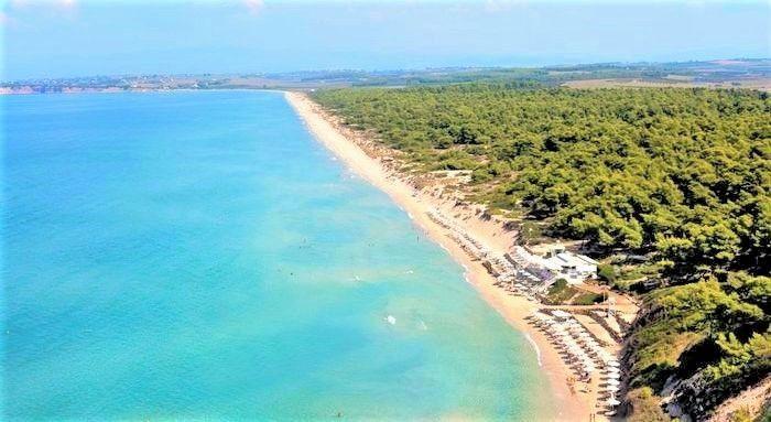 SANI BEACH HOTEL AND SPA