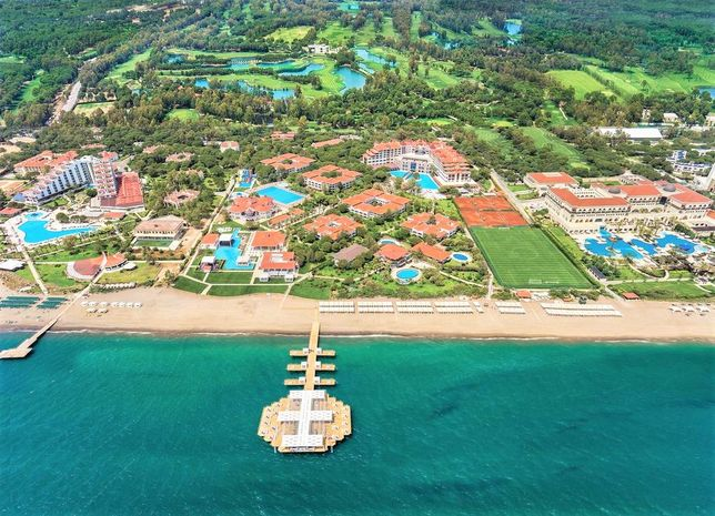 SIRENE BELEK GOLF AND WELLNESS