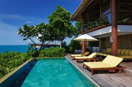 SIX SENSES SAMUI A SALA PROPERTY