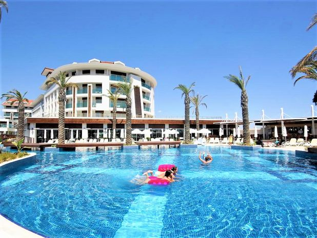 SUNIS EVREN BEACH RESORT AND SPA TURCIA