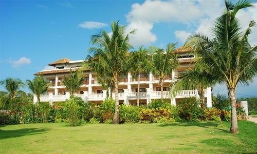 THE ANDAMANIA BEACH RESORT AND SPA