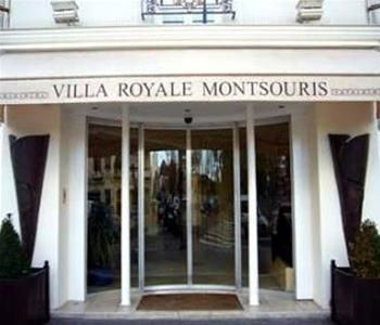 VILLA ROYALE MONTSOURIS