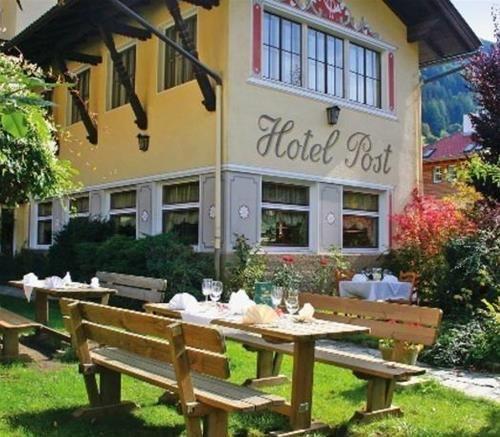 VITAL HOTEL POST