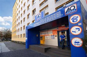 Hotel A and O MITTE BERLIN