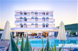 Hotel ALBATROS CORFU