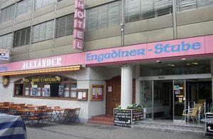 Hotel ALEXANDER BASEL