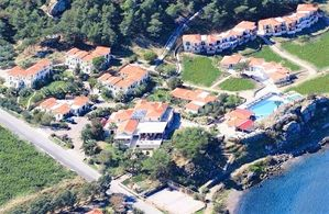 Hotel ALMA BEACH Lesbos