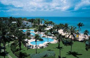 Hotel ALMOND BEACH VILLAGE  ST PETER