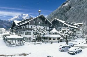 Hotel ALPENDOMIZIL NEUHAUS HOTEL AND SPA MAYRHOFEN