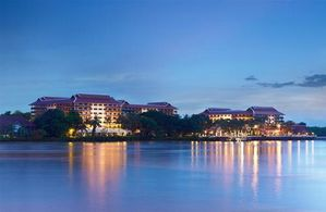 Hotel ANANTARA RIVERSIDE RESORT & SPA BANGKOK