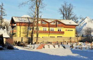 Hotel Aplend Apartaments Tatry Holiday Tatranská Lomnica