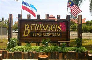 Hotel BERINGGIS BEACH RESORT KOTA KINABALU