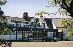 Hotel BEST WESTERN FENWICK KILMARNOCK