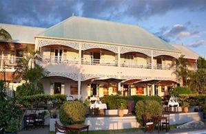 Hotel BLUE MARGOUILLAT SAINT LEU