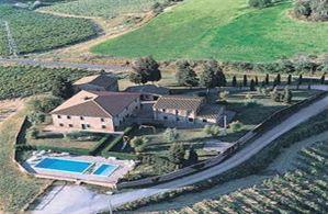 Hotel CASTELLARE DI TONDA TOSCANA