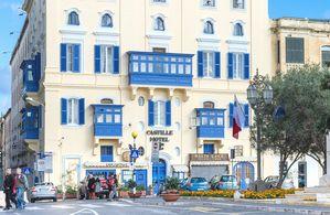 Hotel CASTILLE VALLETTA