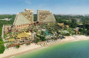 Hotel CENTARA GRAND MIRAGE BEACH RESORT PATTAYA