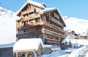 Hotel CHALET MONTANA AIRELESS Espace Killy
