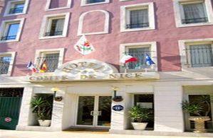 Hotel COMTE DE NICE NISA