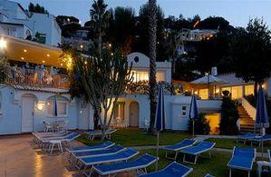 Hotel CONTINENTAL MARE INSULA ISCHIA