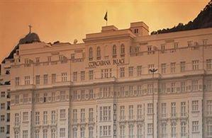 Hotel COPACABANA PALACE RIO DE JANEIRO
