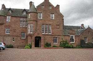 Hotel CRINGLETIE HOUSE CASTLE EDINBURGH