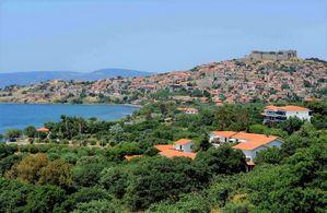 Hotel DELFINIA Lesbos