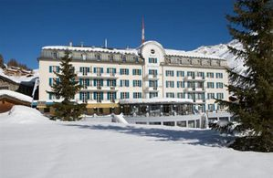 Hotel DU GLACIER SAAS FEE